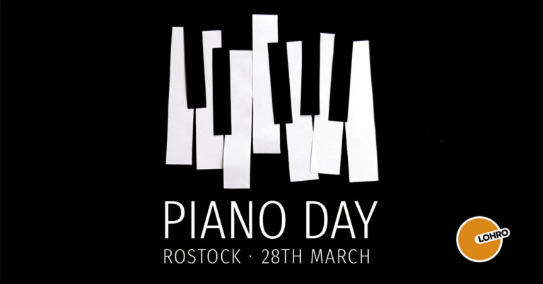 Pianoday Rostock - 28.3.2021